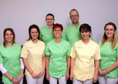 Qualydent Fogászat Budapest csapat